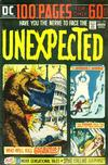 Cover for The Unexpected (DC, 1968 series) #157