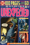 Cover for The Unexpected (DC, 1968 series) #158