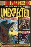 Cover for The Unexpected (DC, 1968 series) #159