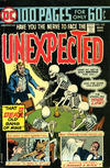Cover for The Unexpected (DC, 1968 series) #162