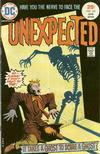 Cover for The Unexpected (DC, 1968 series) #163