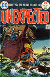 Cover for The Unexpected (DC, 1968 series) #165