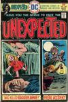 Cover for The Unexpected (DC, 1968 series) #168