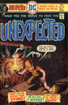 Cover for The Unexpected (DC, 1968 series) #169