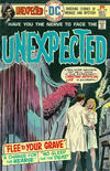 Cover for The Unexpected (DC, 1968 series) #170