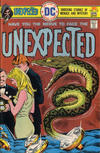 Cover for The Unexpected (DC, 1968 series) #172
