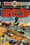Cover for The Unexpected (DC, 1968 series) #173