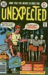 Cover for The Unexpected (DC, 1968 series) #176