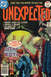 Cover for The Unexpected (DC, 1968 series) #179