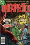 Cover for The Unexpected (DC, 1968 series) #182