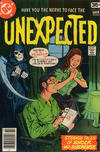 Cover for The Unexpected (DC, 1968 series) #183