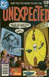 Cover for The Unexpected (DC, 1968 series) #184