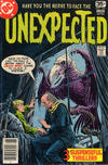 Cover for The Unexpected (DC, 1968 series) #185