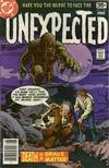Cover for The Unexpected (DC, 1968 series) #186