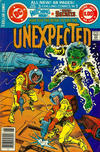 Cover for The Unexpected (DC, 1968 series) #191