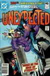 Cover for The Unexpected (DC, 1968 series) #200