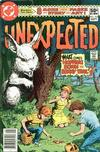 Cover for The Unexpected (DC, 1968 series) #202
