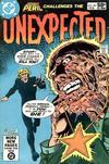 Cover for The Unexpected (DC, 1968 series) #207 [Direct]