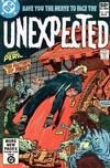 Cover for The Unexpected (DC, 1968 series) #208 [Direct Sales]