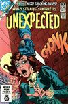 Cover for The Unexpected (DC, 1968 series) #215 [Direct]