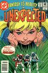 Cover for The Unexpected (DC, 1968 series) #219 [Newsstand]