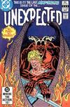 Cover for The Unexpected (DC, 1968 series) #222 [Direct]