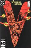 Cover for V (DC, 1985 series) #4 [Direct]