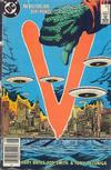 Cover for V (DC, 1985 series) #5 [Newsstand]