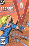 Cover for V (DC, 1985 series) #7 [Direct]