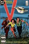 Cover for V (DC, 1985 series) #8 [Direct]