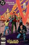 Cover for V (DC, 1985 series) #9 [Direct]