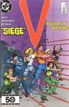 Cover for V (DC, 1985 series) #12 [Direct]