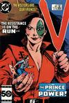 Cover for V (DC, 1985 series) #13 [Direct]