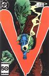 Cover for V (DC, 1985 series) #14 [Direct]