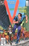 Cover for V (DC, 1985 series) #15 [Direct]
