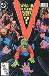Cover for V (DC, 1985 series) #16 [Direct]
