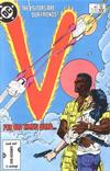 Cover for V (DC, 1985 series) #17 [Direct]