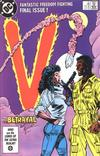 Cover for V (DC, 1985 series) #18 [Direct]
