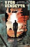 Cover for V for Vendetta (DC, 1988 series) #3