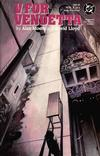 Cover for V for Vendetta (DC, 1988 series) #10