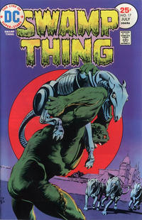 Cover Thumbnail for Swamp Thing (DC, 1972 series) #17