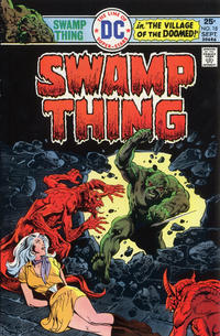 Cover Thumbnail for Swamp Thing (DC, 1972 series) #18