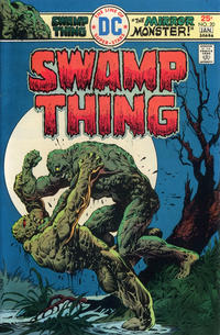 Cover Thumbnail for Swamp Thing (DC, 1972 series) #20