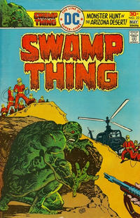 Cover Thumbnail for Swamp Thing (DC, 1972 series) #22
