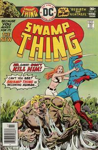 Cover Thumbnail for Swamp Thing (DC, 1972 series) #23