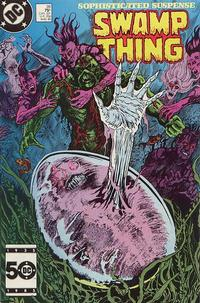 Cover Thumbnail for Swamp Thing (DC, 1985 series) #39 [Direct]