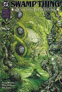Cover Thumbnail for Swamp Thing (DC, 1985 series) #104