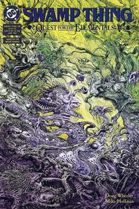 Cover Thumbnail for Swamp Thing (DC, 1985 series) #108