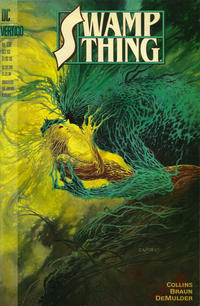 Cover Thumbnail for Swamp Thing (DC, 1985 series) #136