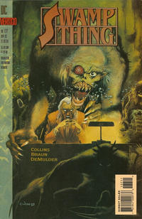 Cover Thumbnail for Swamp Thing (DC, 1985 series) #137